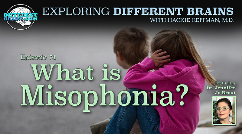 What Is Misophonia? With Dr. Jennifer Jo Brout, Founder Of Duke University's Misophonia Research Project   EDB 74