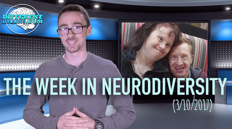 Couple With Down Syndrome Celebrate 22 Years Of Marriage – Week In Neurodiversity (3/10/17)