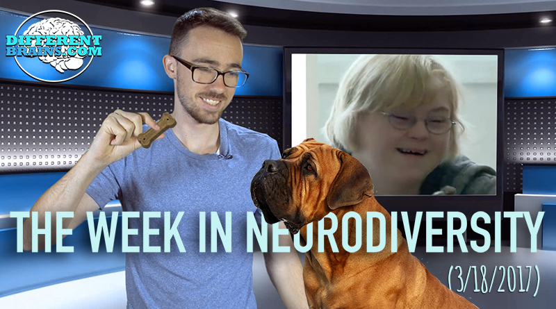 Teen With Down Syndrome's Dog Treat Business Is A Hit! - Week In Neurodiversity (3/18/17)