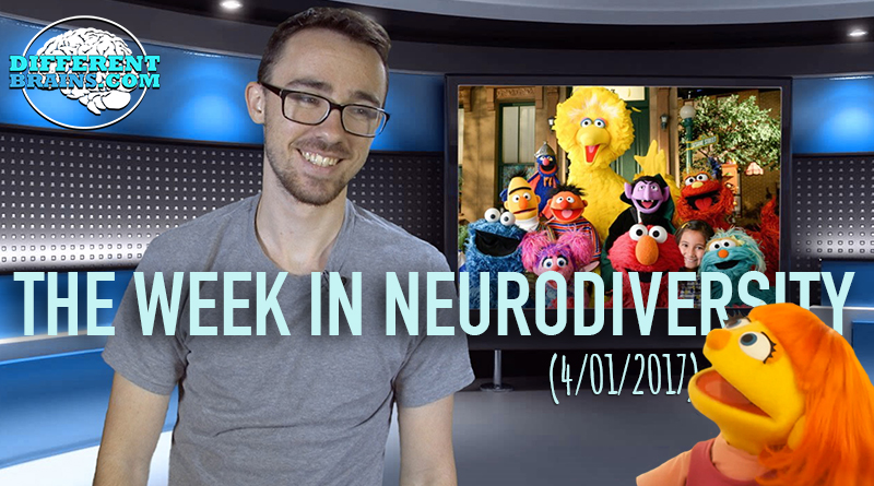 Sesame Street Welcomes Julia, A Muppet With Autism – Week In Neurodiversity (4/01/17)