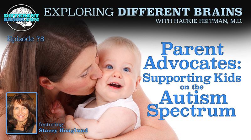 Parent Advocates: Supporting Kids On The Autism Spectrum, With Stacey Hoaglund   EDB 78