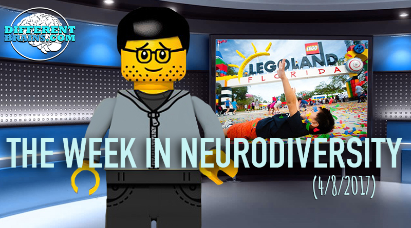 Legoland Becomes Autism Friendly! – Week In Neurodiversity (4/08/17)