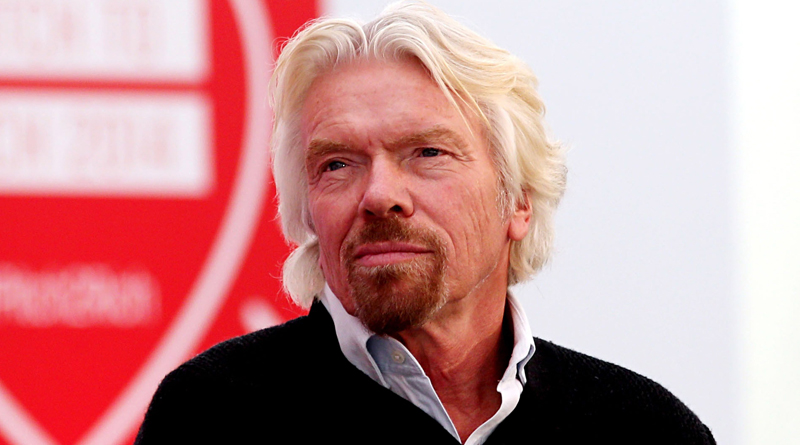 Richard Branson Highlights The Potential Of Young People With Dyslexia