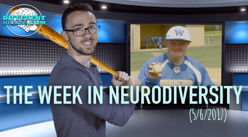 Bat Boy With Down Syndrome Hits A Home Run! - Week In Neurodiversity (5/6/17)