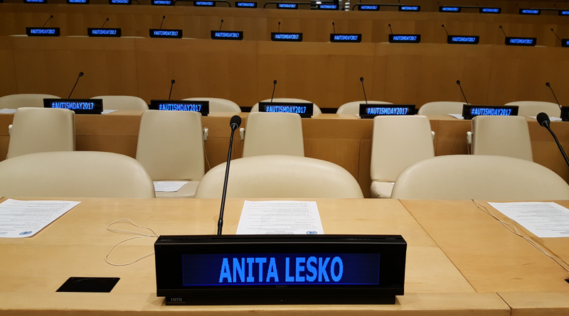 What I Learned At The United Nations On World Autism Awareness Day