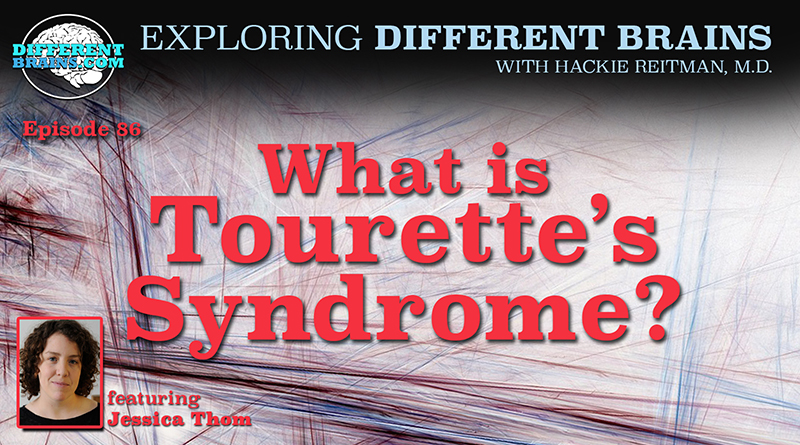 What Is Tourette's Syndrome? With Jess Thom Of Touretteshero | EDB 86