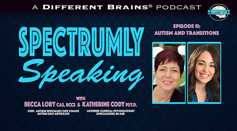Autism And Transitions: How Women On The Spectrum Deal With Change | Spectrumly Speaking Ep. 11