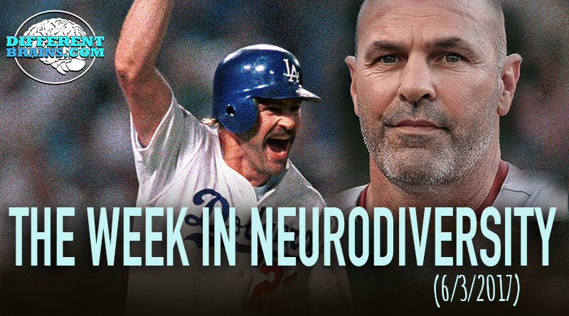 Baseball MVP Kirk Gibson On Life With Parkinson's Disease – Week In Neurodiversity (6/3/17)