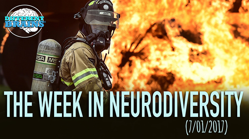 Exploring PTSD In Firefighters – Week In Neurodiversity (7/01/17)