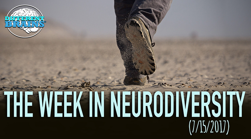Veteran Walks Across The Country For PTSD Awareness - Week In Neurodiversity (7/15/17)