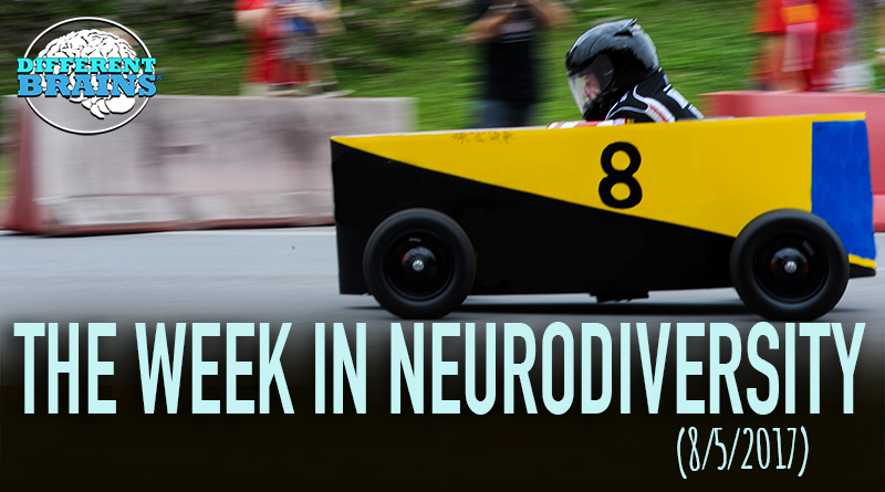 10 Year Old With Down Syndrome Wins Soap Box Race – Week In Neurodiversity (8/5/17)