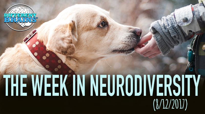 Can Dogs Sniff-Out Parkinson's? – Week In Neurodiversity (8/12/17)