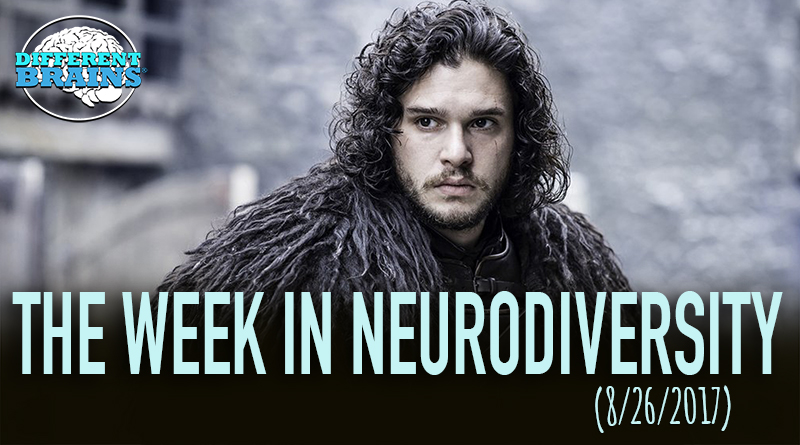 """""""Game Of Thrones"""" Star Discusses Intellectual Disability Stigma – Week In Neurodiversity (8/26/17)"""