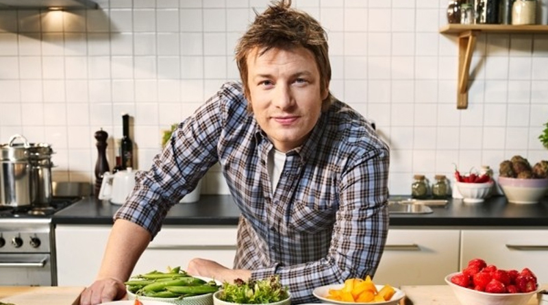Celebrity Chef Jamie Oliver On The Benefits Of Dyslexia