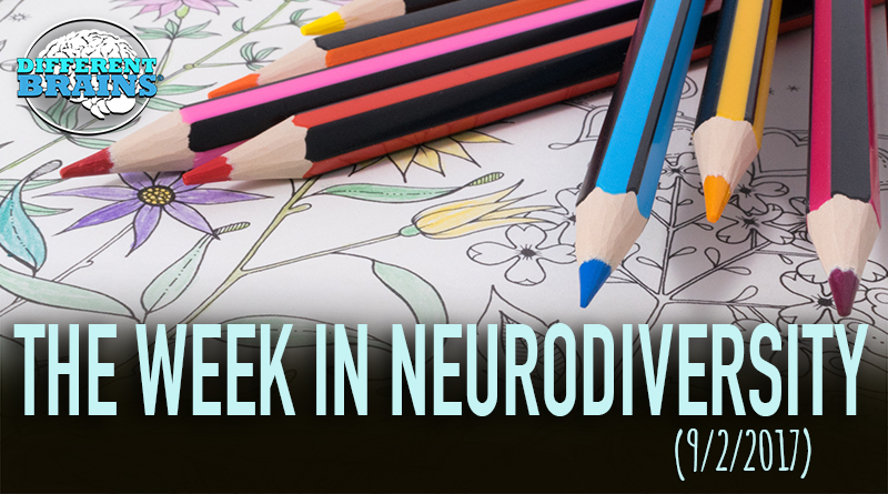 Teen With Autism Donates 1,000 Coloring Books To Kids With Cancer – Week In Neurodiversity (9/2/17)