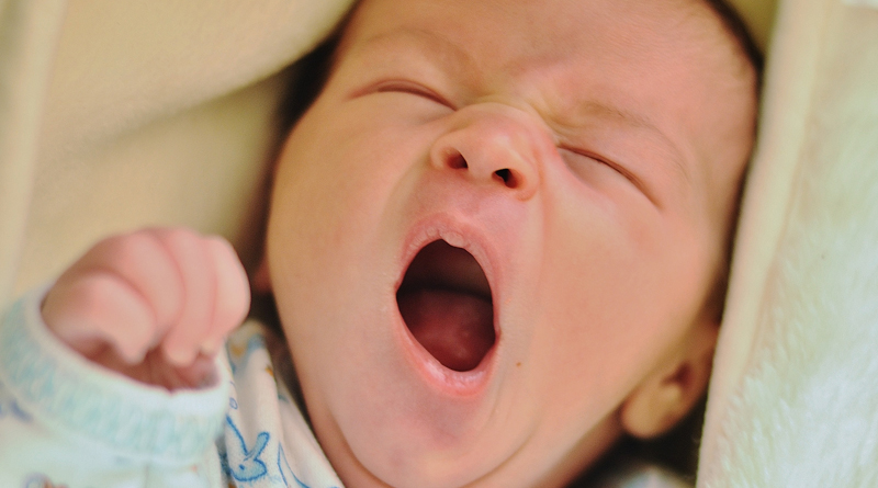 Study Explores Neural Basis Of Yawning To Help People With Tourette's Syndrome