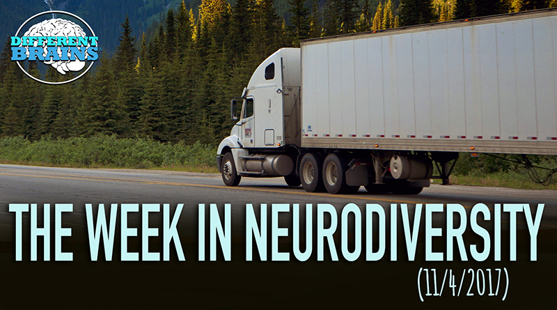 Trucker Goes Cross Country For Autism Awareness – Week In Neurodiversity (11/4/17)