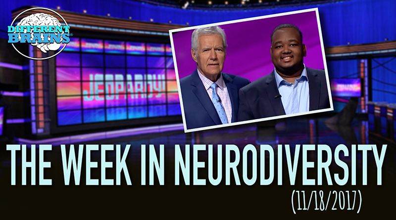 Man With Asperger's Lives Dream On Jeopardy! – Week In Neurodiversity (11/18/17)