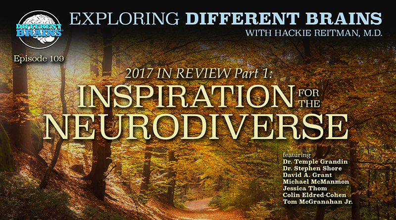 2017 In Review, Part 1: Inspiration For The Neurodiverse | EDB 109