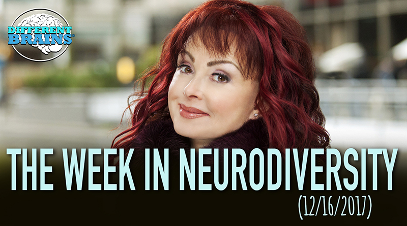 Country Singer Naomi Judd On Battling The Stigma Of Mental Illness – Week In Neurodiversity (12/16/17)