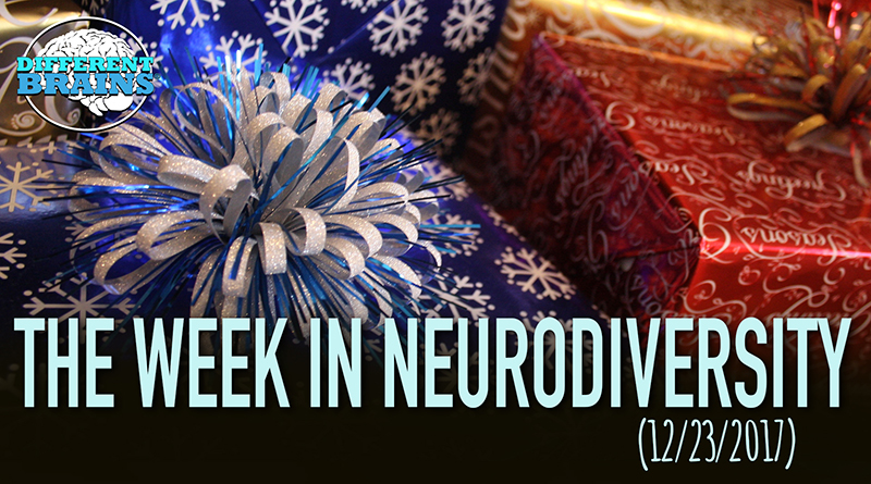 Cops And Kids With Down Syndrome Team Up For Gift Shopping – Week In Neurodiversity (12/23/17)