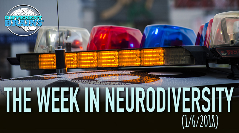 Teen With Autism Lives As A Police Officer For A Day – Week In Neurodiversity (1/6/18)