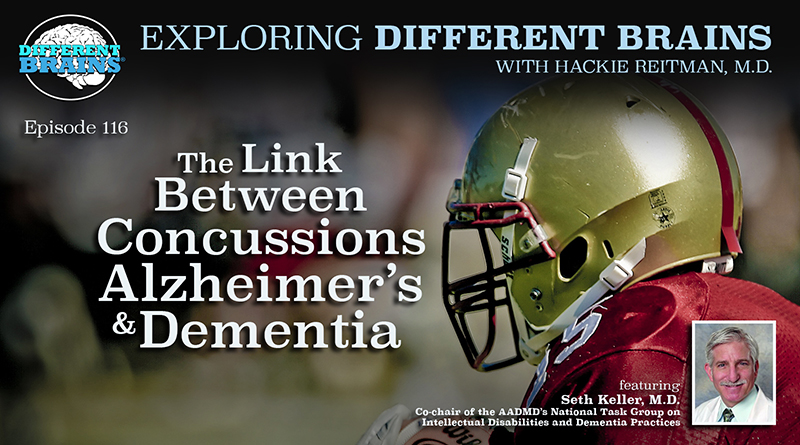 The Link Between Concussions, Alzheimer's, And Dementia, With Seth Keller, M.D. | EDB 116