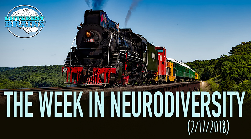 Boy With Autism Becomes Train Conductor For A Day – Week In Neurodiversity (2/17/18)