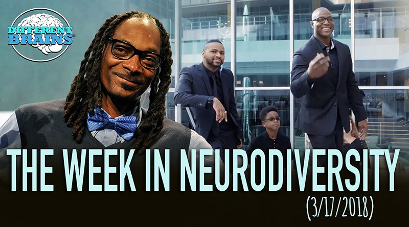 Snoop Dogg And The NFL's Demarcus Ware Raise ADHD Awareness – Week In Neurodiversity (3/17/18)