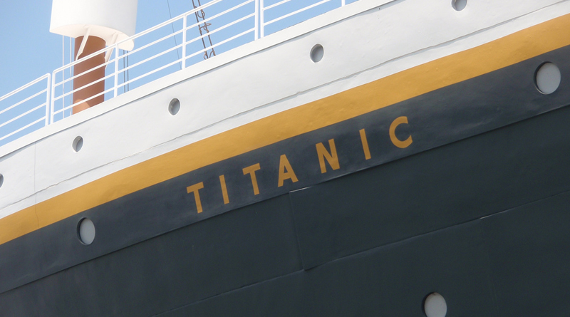 Boy With Autism Builds World's Largest Lego Model Of The Titanic
