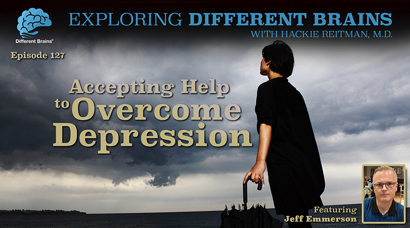 Accepting Help To Overcome Depression, With Jeff Emmerson | EDB 127