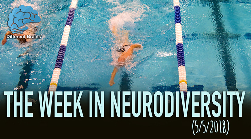 Meet The Swimming Phenom With Tourette's And ADHD – Week In Neurodiversity
