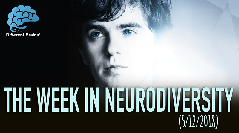 "How A Teen With Autism Got Cast On ""The Good Doctor"" – Week In Neurodiversity"
