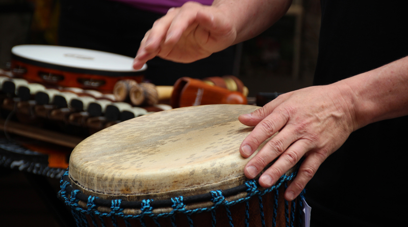 Can Drumming Help Ease PTSD?