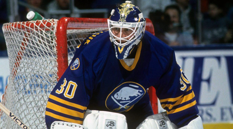 Former NHL Goalie Shares His Experiences With OCD, PTSD, And Depression