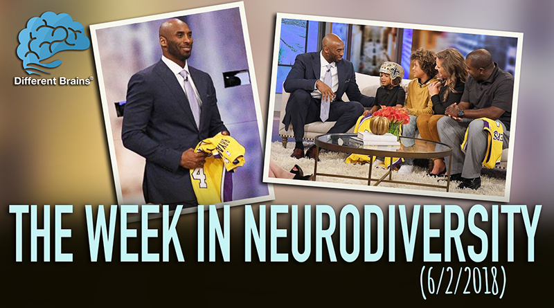 Kobe Bryant Surprises A Fan With Epilepsy – Week In Neurodiversity