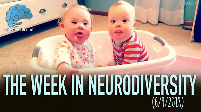 How 2 Toddlers With Down Syndrome Became Best Buds – Week In Neurodiversity