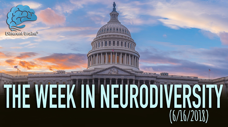 Washington's First Lobbyist With Down Syndrome – Week In Neurodiversity
