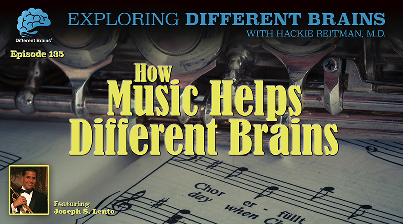 How Music Can Help Different Brains, With Joseph S. Lento  | EDB 135