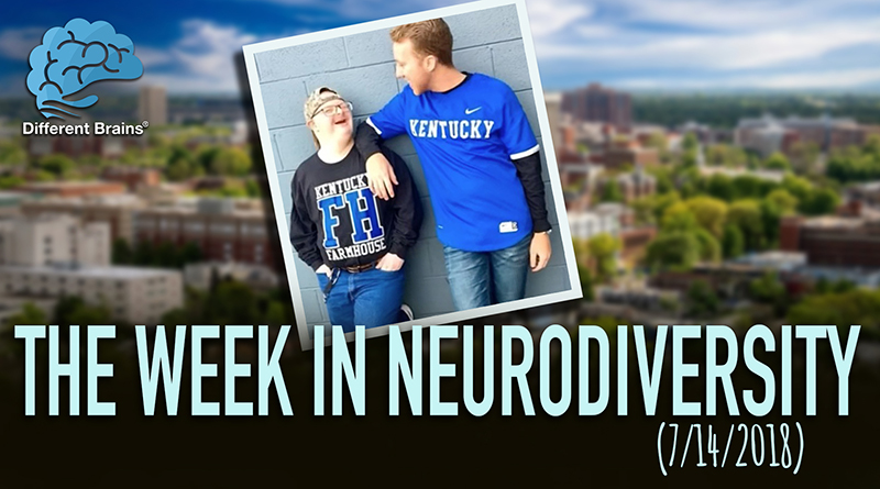 First Frat Brother With Down Syndrome – Week In Neurodiversity