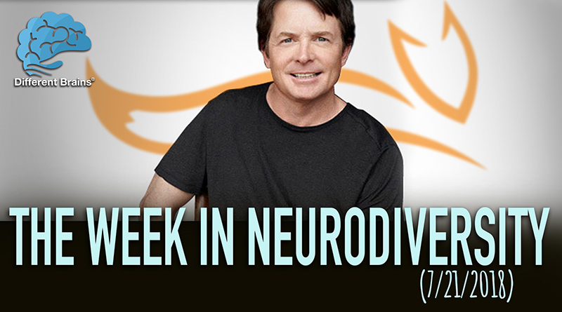 Michael J. Fox's Crusade To Cure Parkinson's – Week In Neurodiversity