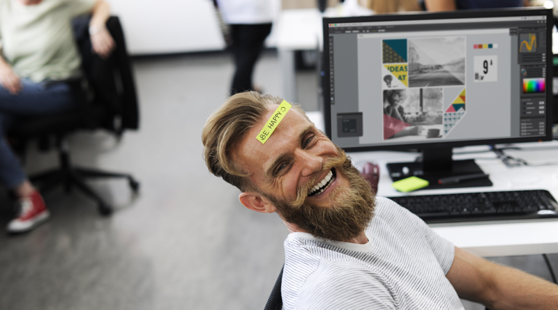 Finding-happiness-at-work