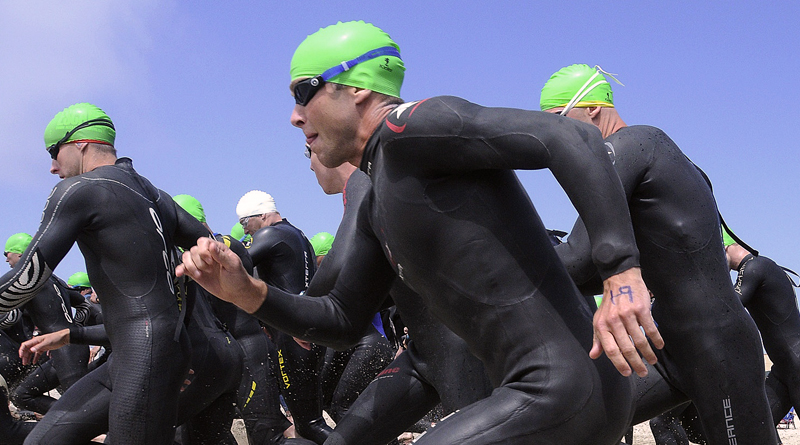 The Triathlete With Tourette's