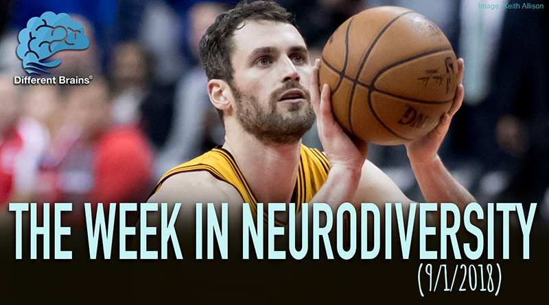 NBA's Kevin Love On Battling Anxiety