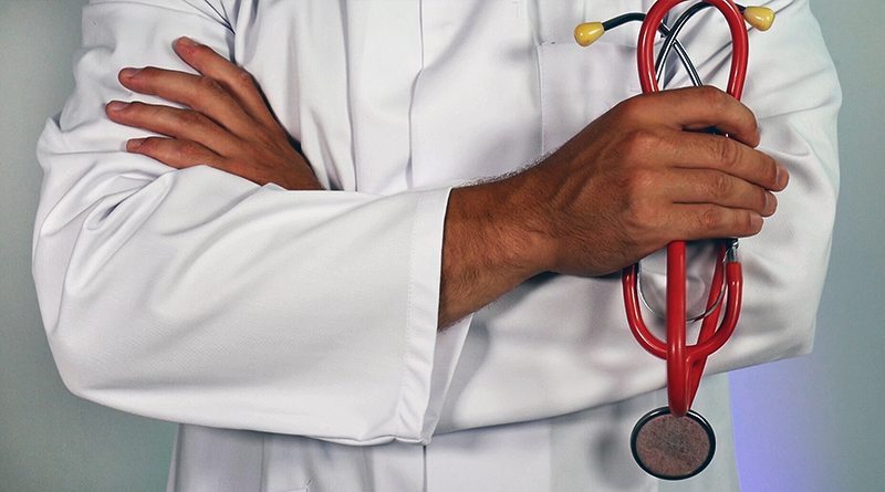 Doctor Overcomes Stroke To Treat Others