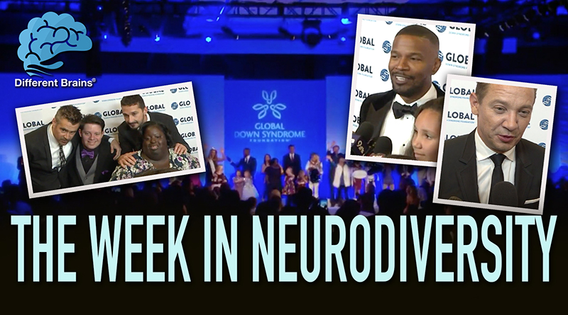 Jamie Foxx, Jeremy Renner, & More Support Global Down Syndrome Fashion Show!