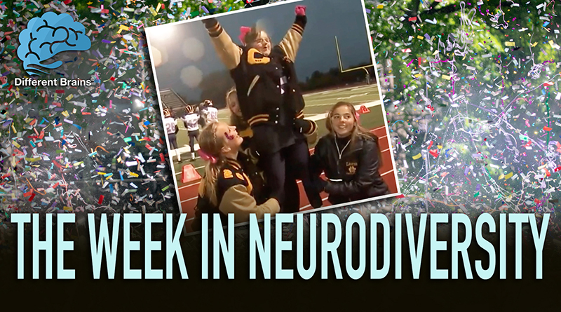 Cheerleader With Down Syndrome Inspires Her School