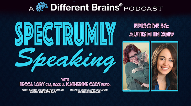 New Years Mini Episode: Autism In 2019 | Spectrumly Speaking Ep. 56