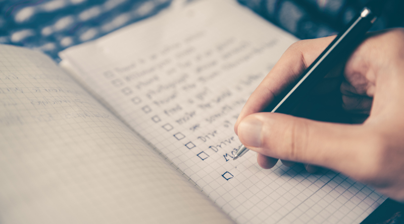 5 Tips On How To Keep New Year's Resolutions