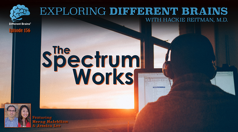 The Spectrum Works, With Herag Haleblian And Jessica Lee | EDB 156